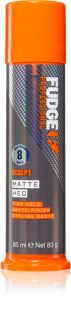 Fudge Sculpt Matte Hed pasta mate de styling