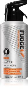 Fudge Finish Matte Hed Gas spray para penteado para aspeto mate