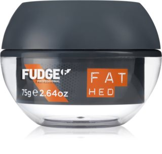 Fudge Style Fat Hed Styling Paste For Flexibility And Volume