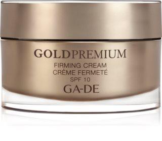 GA-DE Gold Premium crema reafirmante SPF 10