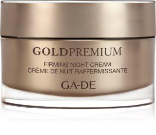 GA-DE Gold Premium feszesítő éjszakai ráncellenes krém