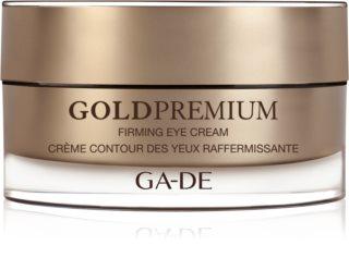 GA-DE Gold Premium zpevňující oční krém