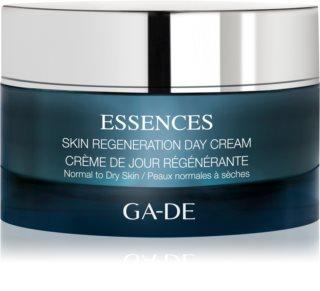 GA-DE Essences nappali regeneráló krém normál és száraz bőrre