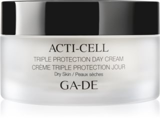 GA-DE Acti-Cell krém s trojím účinkem pro suchou pleť