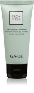 GA-DE Pro+Clear nappali krém a pólusok összehúzására zsíros bőrre
