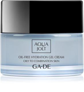 GA-DE Aqua Jolt Återfuktande - gel-kräm  för fet och blandhud
