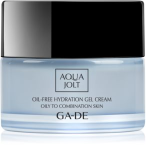 GA-DE Aqua Jolt hydratační gel krém pro mastnou a smíšenou pleť