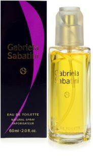 Gabriela Sabatini Gabriela Sabatini Eau de Toilette til kvinder