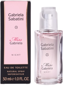 Gabriela Sabatini Miss Gabriela Night eau de toilette for Women