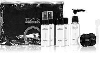 Gabriella Salvete Tools frascos de viagem recarregáveis