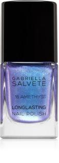 Gabriella Salvete Longlasting Enamel lak za nohte s holografskim učinkom