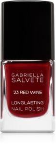 Gabriella Salvete Longlasting Enamel lakier do paznokci o dużej trwałości z wysokim połyskiem