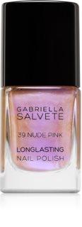 Gabriella Salvete Longlasting Enamel lakier do paznokci z efektem holograficznym