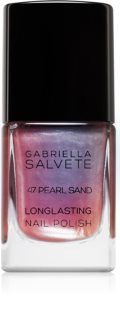 Gabriella Salvete Longlasting Enamel Longlasting Nail Polish With Pearl Shine