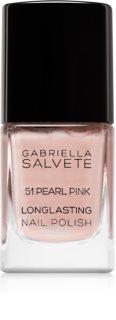 Gabriella Salvete Longlasting Enamel dlouhotrvající lak na nehty s perleťovým leskem