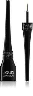 Gabriella Salvete Liquid Contour Vattentät eyeliner med borste