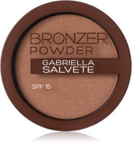 Gabriella Salvete Bronzer Powder Bronzing Powder SPF 15