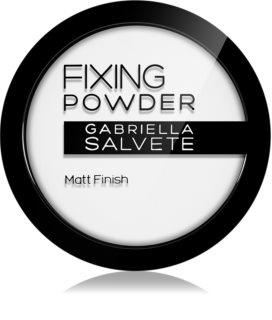 Gabriella Salvete Fixing Powder polvos fijadores transparentes