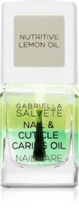Gabriella Salvete Nail Care Nail & Cuticle Caring Oil Nourishing Oil For Nails