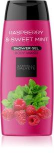 Gabriella Salvete Shower Gel Raspberry & Sweet Mint Refreshing Shower Gel For Women