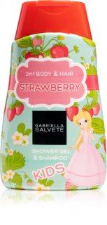Gabriella Salvete Kids Strawberry гель для душа для детей
