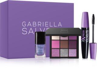 Gabriella Salvete Gift Box Violet Presentförpackning (För perfekt utseende)