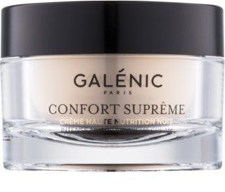 Galénic Confort Suprême éjszakai tápláló és hidratáló krém