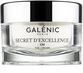 Galénic Secret D'Excelence fiatalító krém az öregedés jelei ellen arcra, nyakra és dekoltázsra