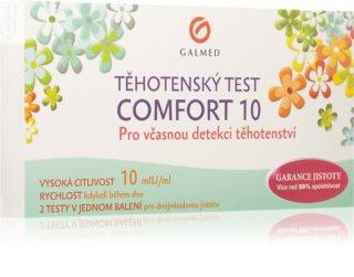 Galmed Comfort 10 těhotenský test jednorázový