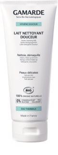 Gamarde Cleansers молочко для снятия макияжа для чувствительной кожи лица