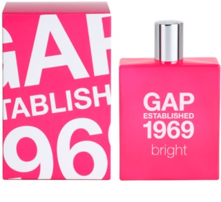 Gap Gap Established 1969 Bright eau de toilette for Women