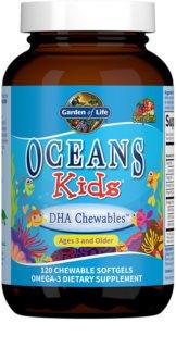 Garden of Life Ocean Kids DHA Omega 3