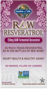 Garden of Life Raw Resveratrol XXX