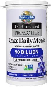 Garden of Life Dr. Formulated Probiotika pro muže probiotika pro muže