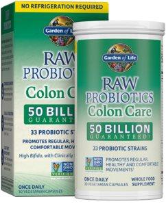 Garden of Life RAW Probiotics Péče o tlusté střevo probiotika