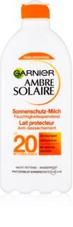 Garnier Ambre Solaire loțiune pentru plaja  SPF 20