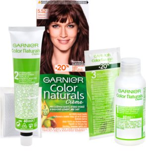Garnier Color Naturals Creme фарба для волосся