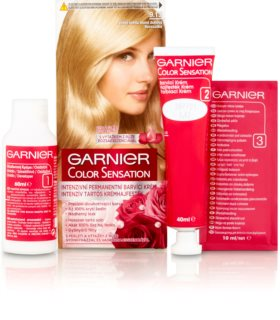 Garnier Color Sensation culoare par