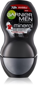 Garnier Men Mineral Neutralizer Antiperspirant Roll-On Til behandling af hvide pletter