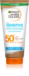Garnier Ambre Solaire Sensitive Advanced losjon za sončenje SPF 50+