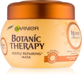 Garnier Botanic Therapy Honey Restoring Mask For Damaged Hair