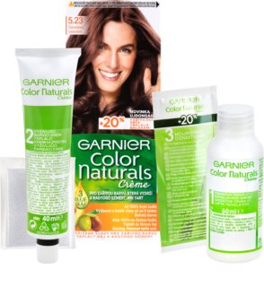 Garnier Color Naturals Creme βαφή μαλλιών
