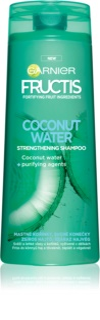 Garnier Fructis Coconut Water δυναμωτικό σαμπουάν