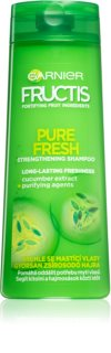 Garnier Fructis Pure Fresh šampon za okrepitev las