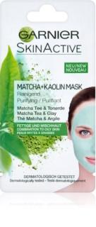 Garnier Skin Active máscara facial de caulim para pele oleosa e mista