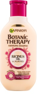 Garnier Botanic Therapy Ricinus Oil Fortifying Shampoo for Weak Hair Prone to Falling Out