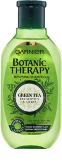 Garnier Botanic Therapy Green Tea Schampo för fett hår