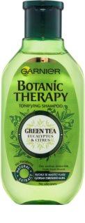 Garnier Botanic Therapy Green Tea shampoing pour cheveux gras