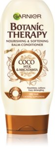 Garnier Botanic Therapy Coco Milk & Macadamia Nourishing Balm for Dry and Coarse Hair