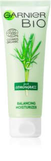 Garnier Organic Lemongrass Balancing Moisturiser for Normal and Combination Skin